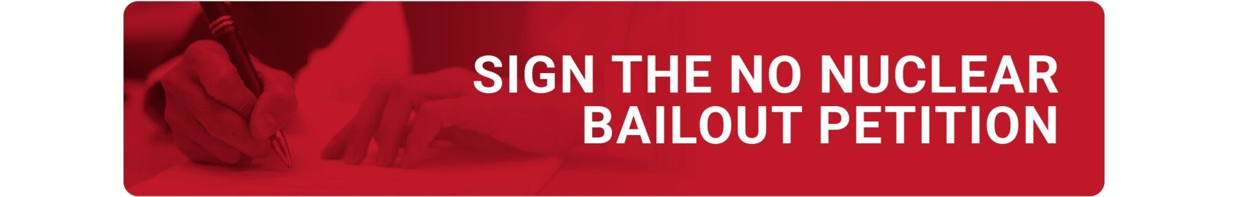 A nuclear bailout means higher electricity costs for PA. Tell your legislator No Nuclear Bailout by signing our petition.