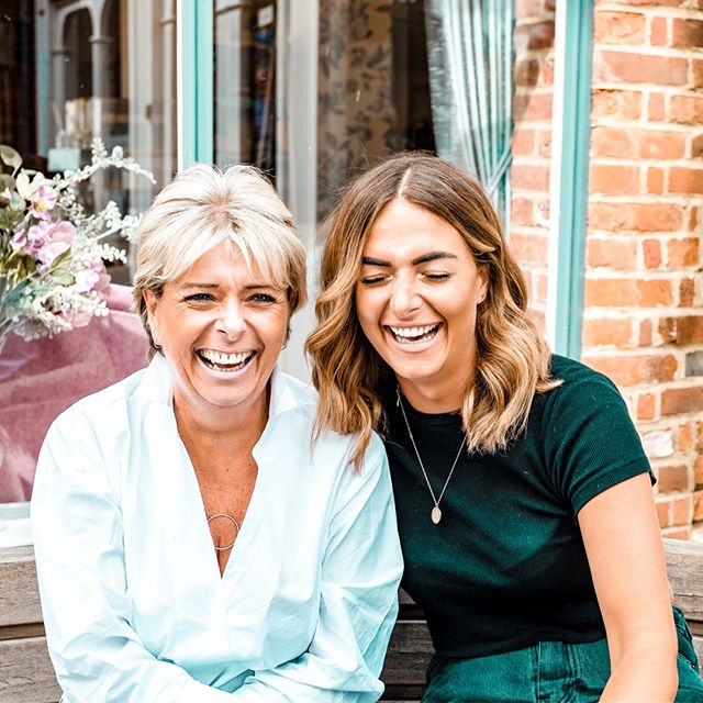 Not only to I get to have this amazing lady as a Mum, I also get to have her as colleague, a mentor AND a client. You'd think that would be tough but honestly, working alongside my Mum is one of my favourite things to do.⠀⠀⠀⠀⠀⠀⠀⠀⠀ ⠀⠀⠀⠀⠀⠀⠀⠀⠀ I am grateful everyday for the amazing family I have around me, and the constant laughs and tears we all share.⠀⠀⠀⠀⠀⠀⠀⠀⠀ ⠀⠀⠀⠀⠀⠀⠀⠀⠀ Today I'd like to say a BIG I LOVE YOU to my wonderful Mum @pennyfpower ❤