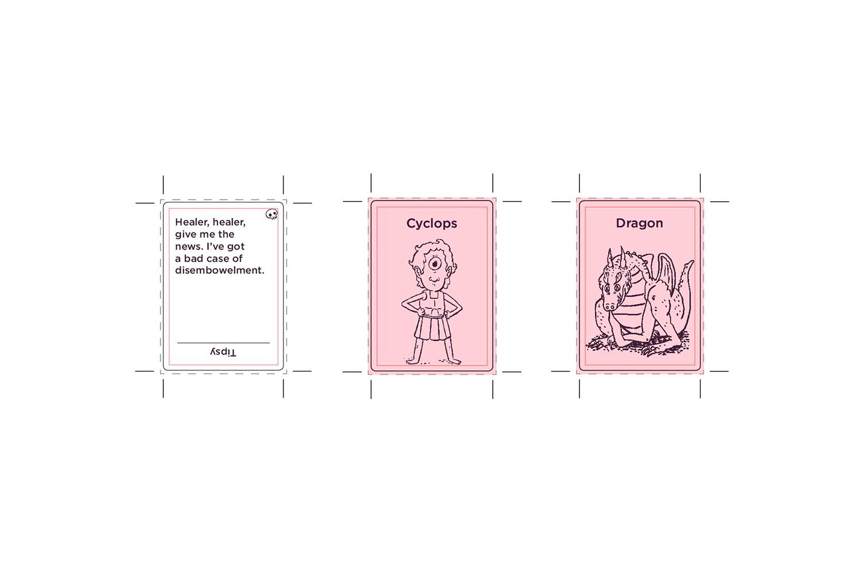 Sample Card Composites