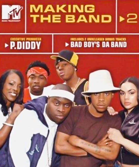 Commissioned by Sean Combs, I entered the Reality TV arena by way of editing the premiere episode of MTV's Making The Band 2. I was tasked with using my unique sense of musical timing and literal storytelling to set the rhythmic tone for the ever-popular 2nd season of the hit series.