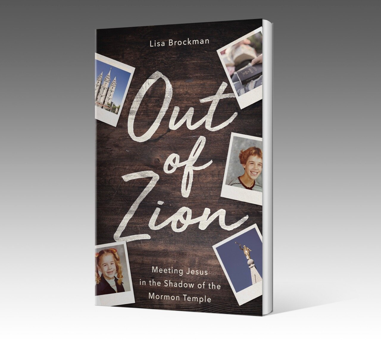 Out of Zion: Meeting Jesus in the Shadow of the Mormon Temple - This is my debut book. This book found me. It was one of those journeys characterized by circumstances far beyond my ability to orchestrate. I attempted to jump ship many times along the way, but each time, Jesus invited me to keep writing. I find following Him to be irresistible. Eventually, Out of Zion was born. Click for more of the story.