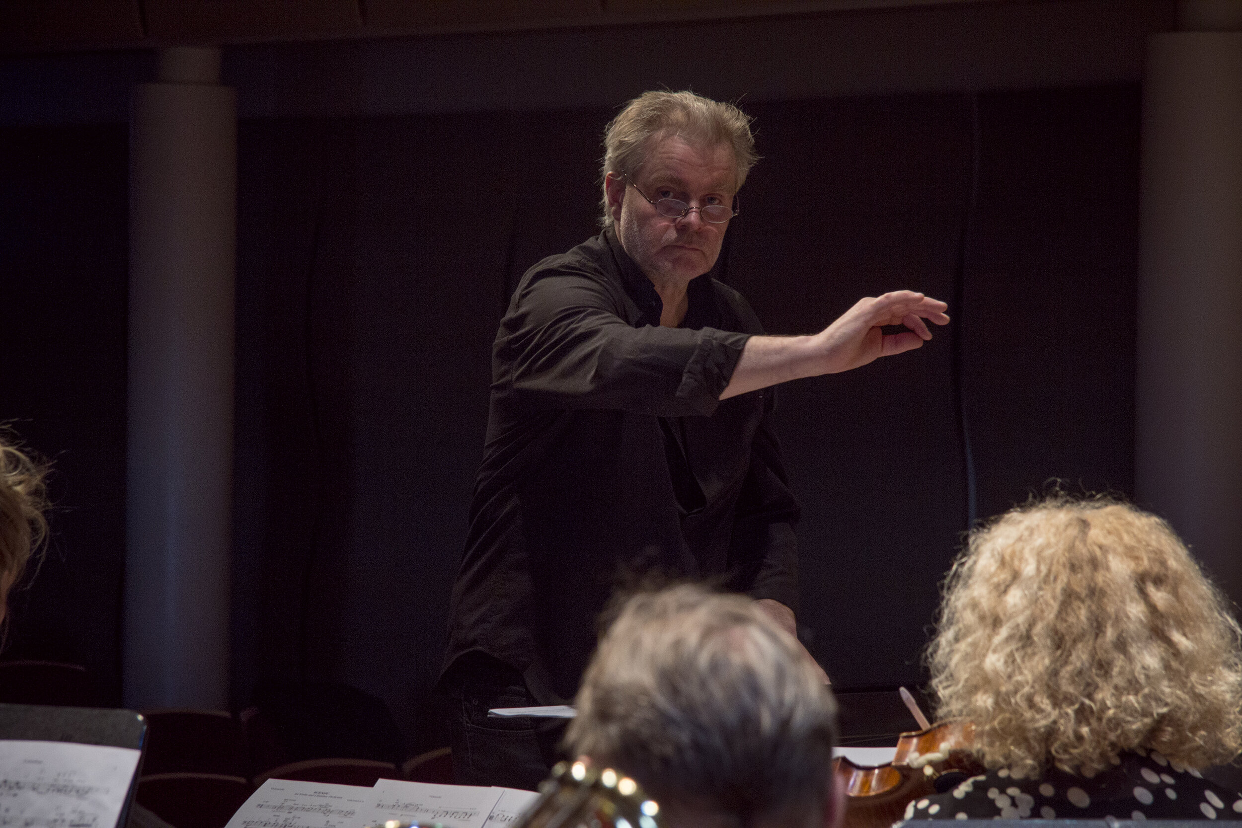 """About - """"Through their earnest, skillful and passionate work – including dozens of CD-releases, touring and participation in many of our foremost festivals – Caput has gratified innumerable listeners with their artistically eminent performances of contemporary music by Nordic composers, ever since it was founded in 1987."""""""