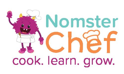 Nomster Chef Logo