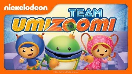 Team Umizoomi (Broadcast TV Production) -