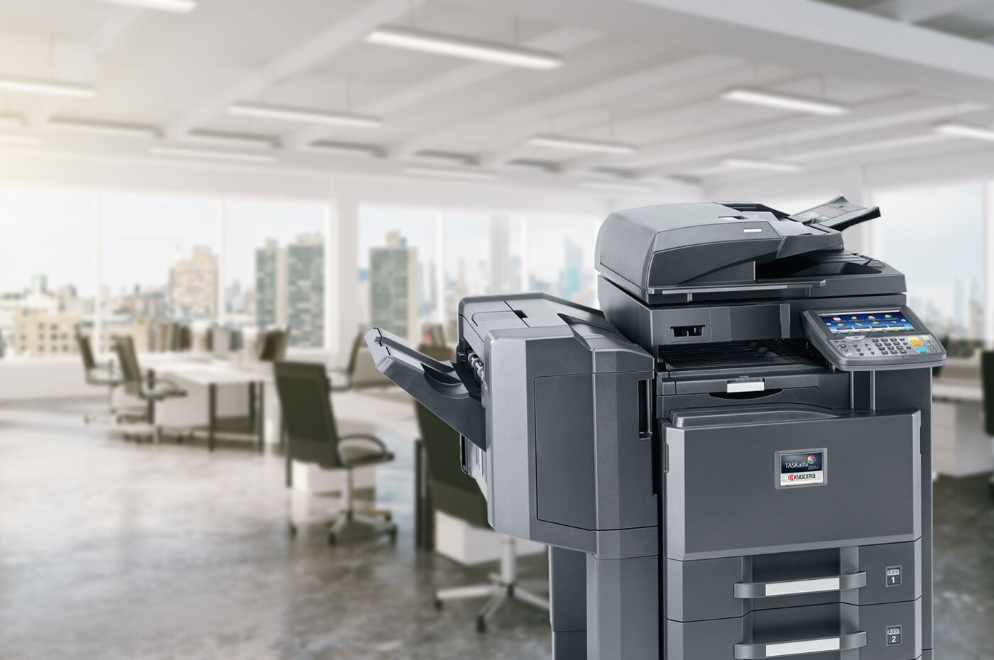 Authorized Kyocera Dealer  Quality Copier Leasing & Sales in