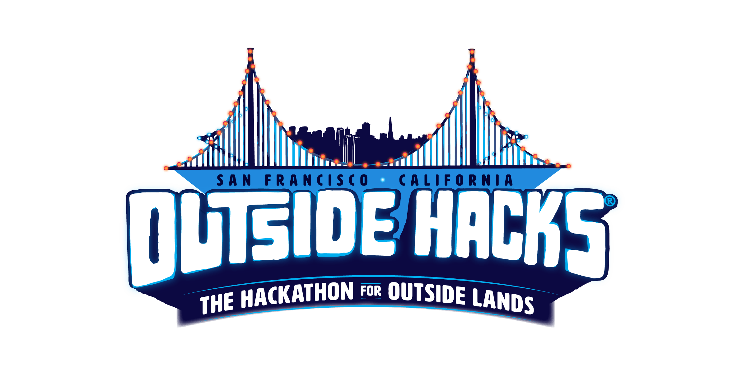 Outside Hacks - Created and produced the official hackathon for Outside Lands Music Festival in San Francisco which became the largest and longest running music hackathon in California