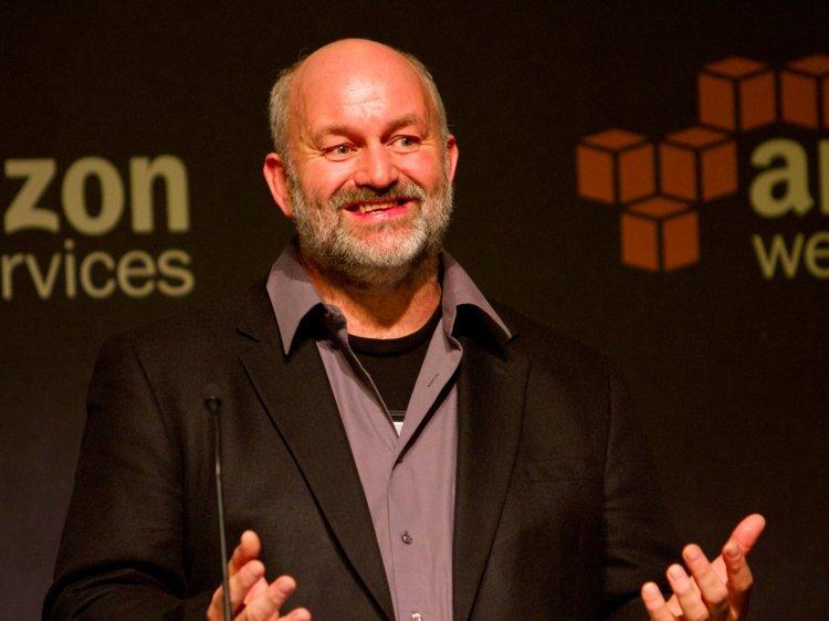 Werner Vogels - CTO Amazon