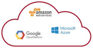 The Big Three Public Cloud Providers