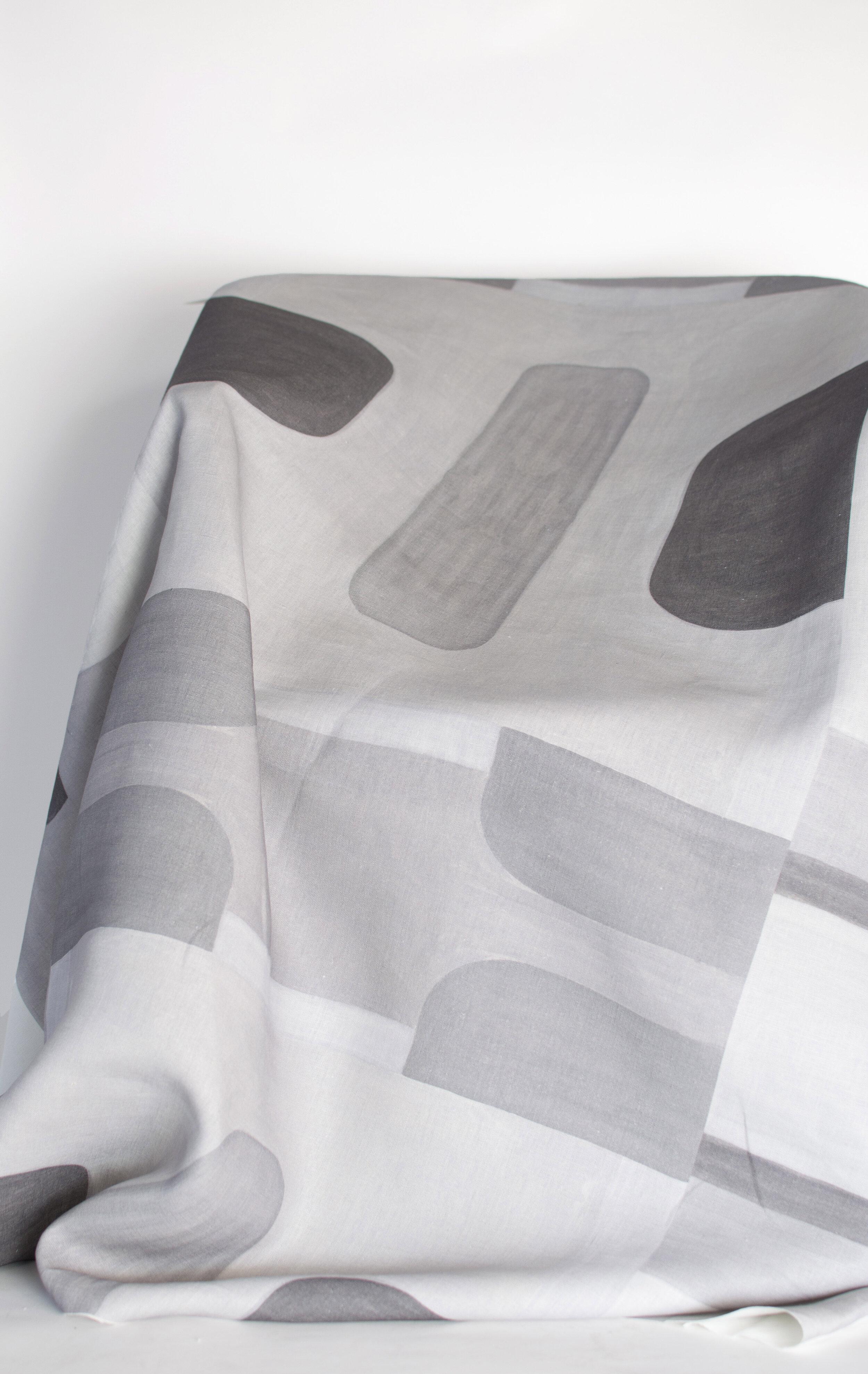 Blocks | LUNAR on linen
