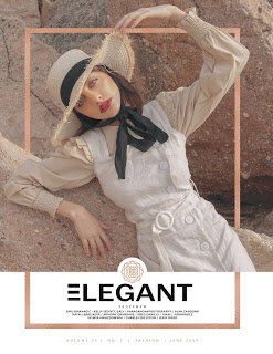 - Elegant Mag Fashion #7 June 2019photography and stylist Sylwia Gniazdowskamodel and MUA Simona Sorakaiteassistant Łukasz Gniazdowski