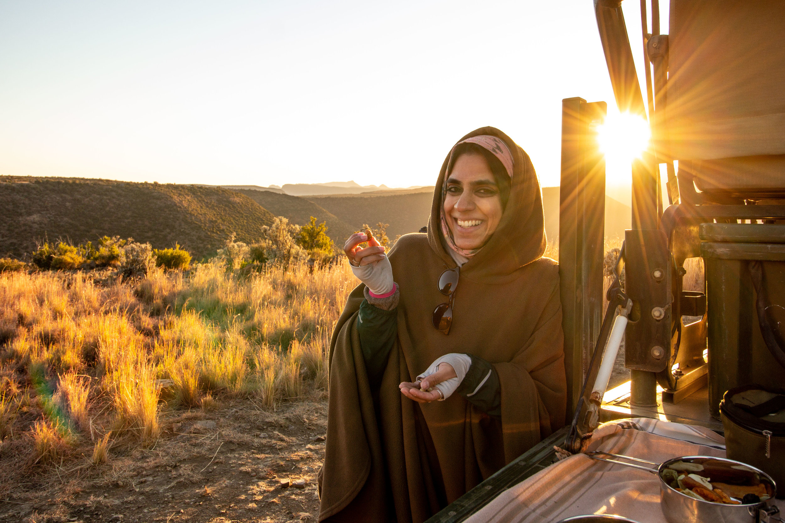 Hi, I'm Fatima, a photographer and artist -