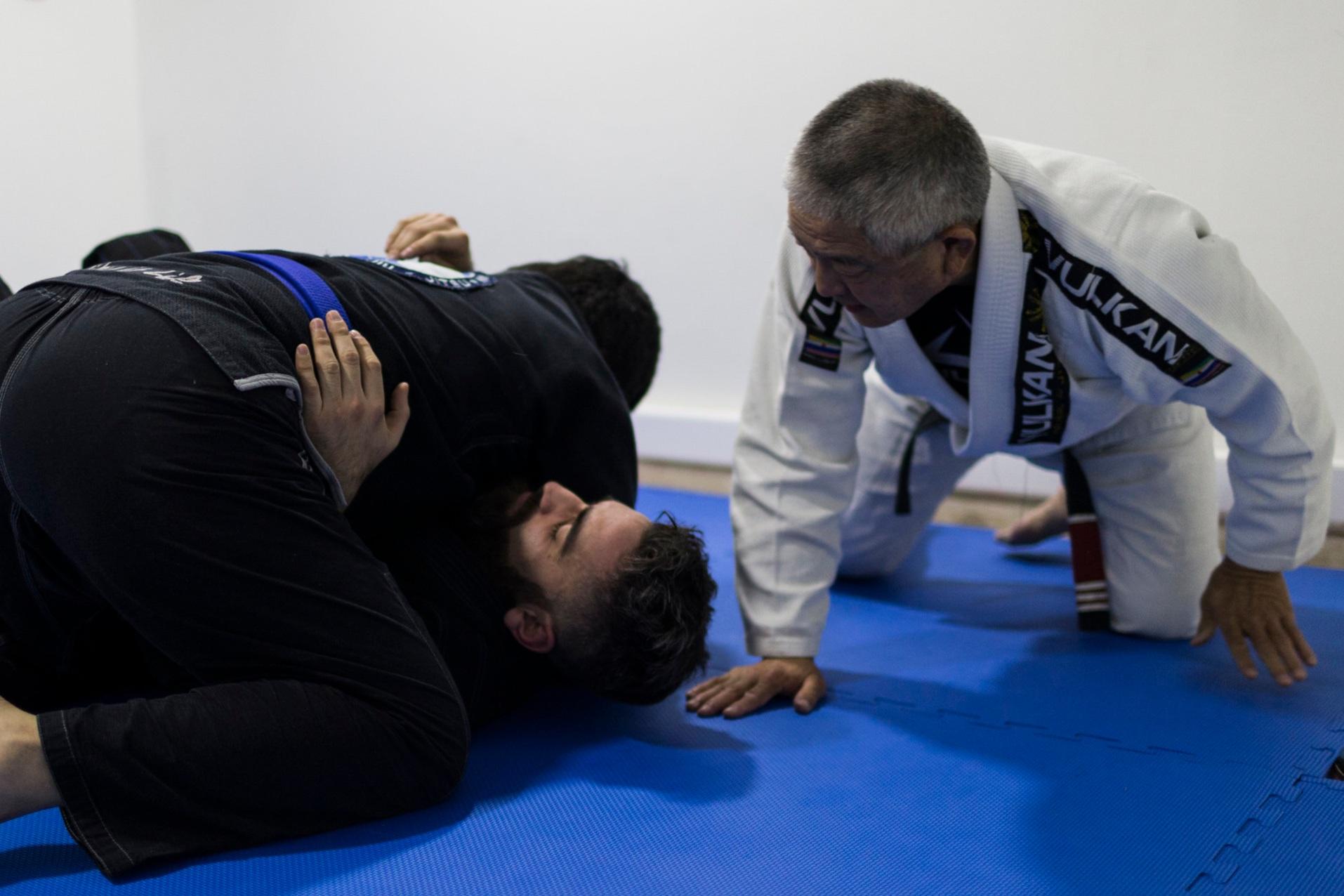 Fundamental jiu jitsu program hemet