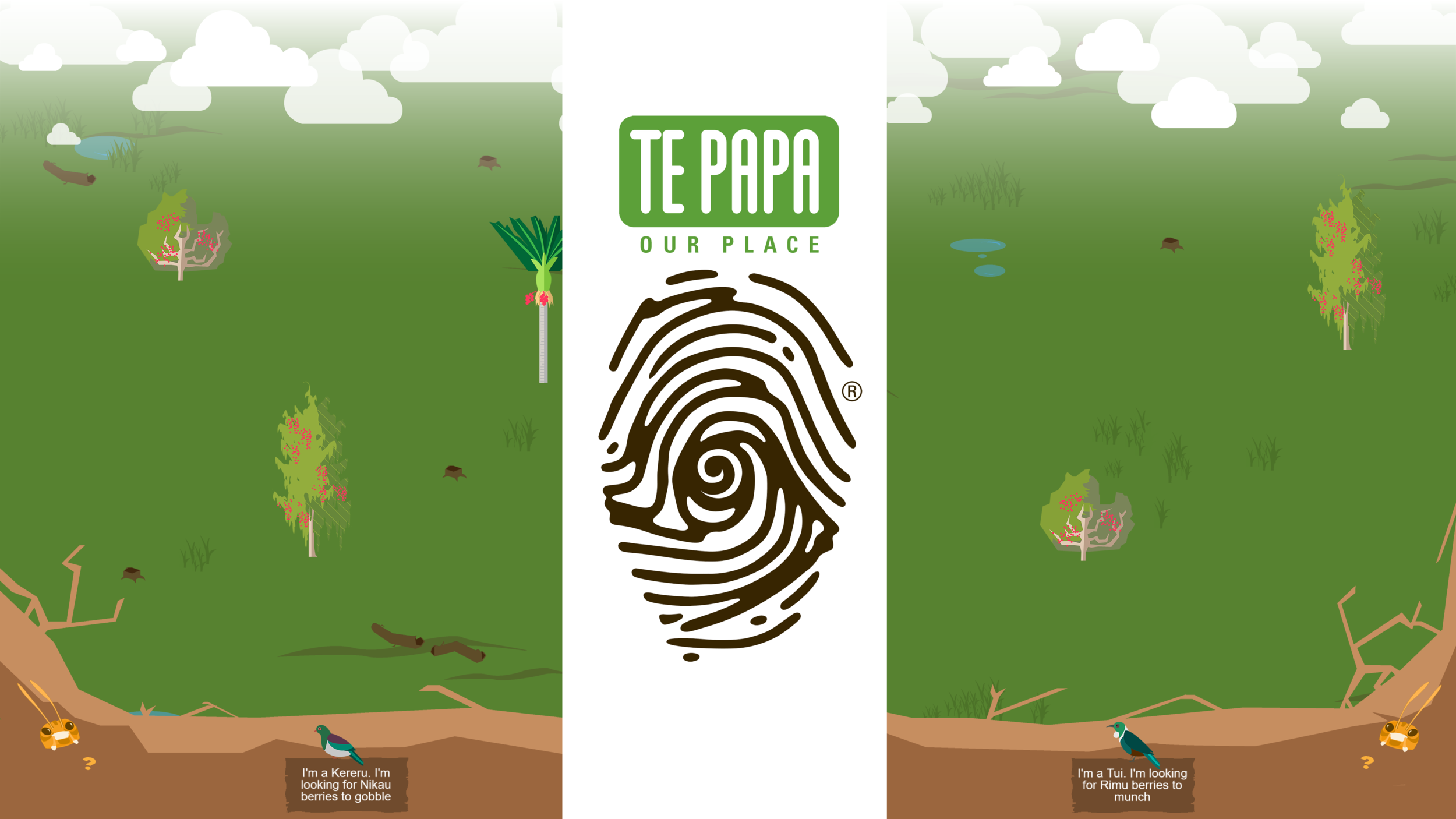 REGROW THE FOREST | TE PAPA