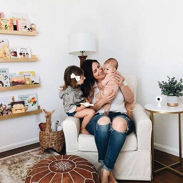 There is something so special about spending time with our kids in a beautiful room dedicated to playtime and learning. We admire this beautiful airy room with the sweet book shelf that @christineyeargin shared with us. What is your favorite child friendly room in your home? We would love to check it out! Hashtag#ourhometribe and we will share. Regram:@christineyeargin  #childspaces #childrensbooks #childrensroom #childrenatplay #mommymoments #motherhoodunplugged #motherhoodrising #momentslikethese #momswithcameras #babyfever #babymoments #toddleractivities #toddlerroom #babyroomdecoration #newbielovers #ilovemotherhood #momlifeisthebestlife #momlifebelike #mommingsohard #momlifeainteasy #parenthoodmoments #paretnhoodunplugged #kidscrafts #kidactivities #parentingtips #parenthood_unveiled #parenthood101