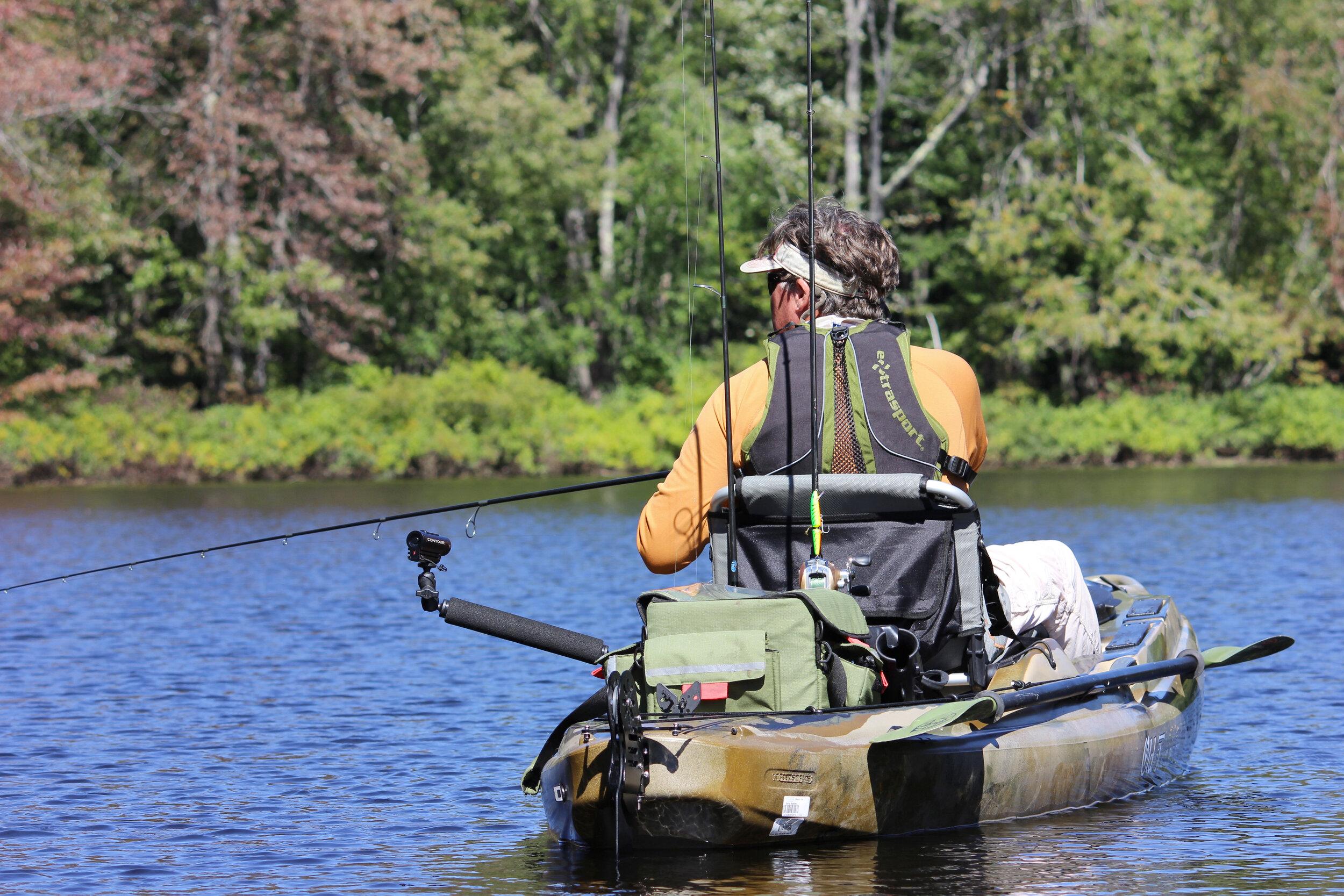 Kayak Fishing Goose Hummock Shops