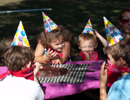 birthday parties - Horseback Birthday Parties are a great way to celebrate with horse lovers of all ages.