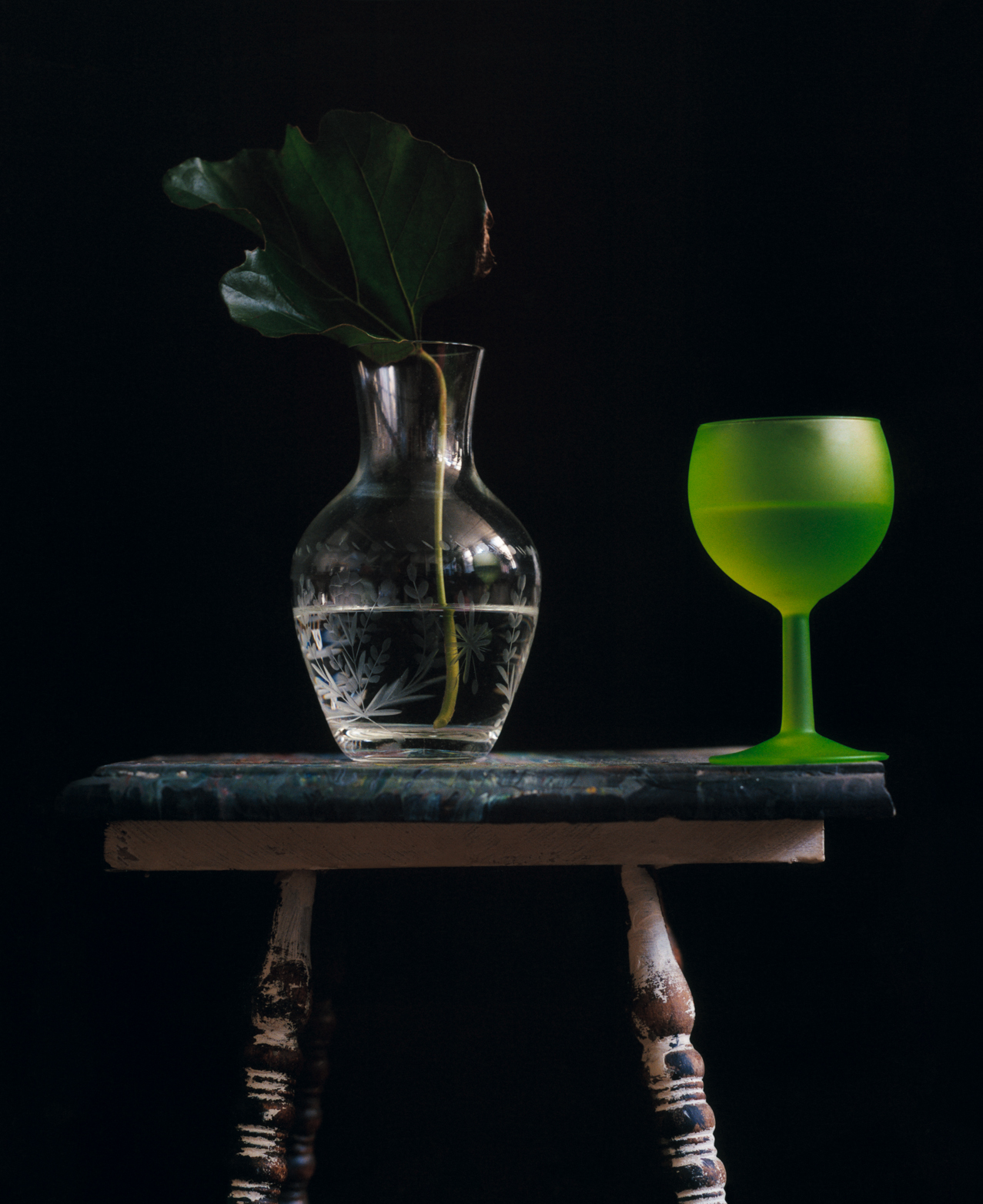 Still life with a green glass.jpg
