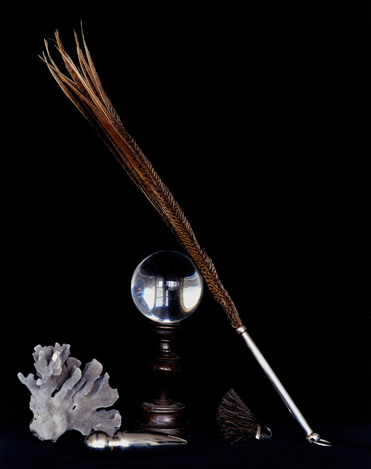 Still life with a long feather_.jpg