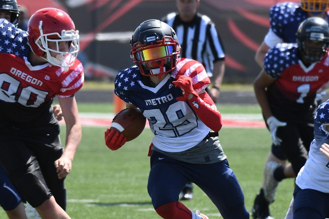 - Foster Athletics PresentsThe Oregon All State GamesJune 29th 2020 Kickoff Times: 6th Grade: 9am7th Grade: Noon8th Grade : 3pmLocation: South Albany High School