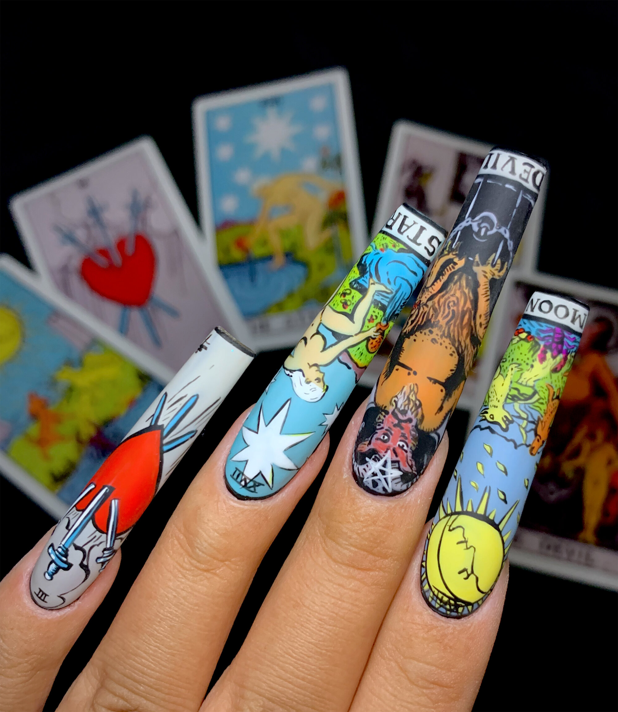 We're your nail fairy godmother -