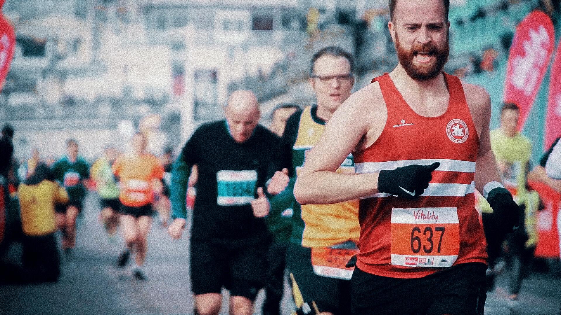 Brighton Half Marathon -