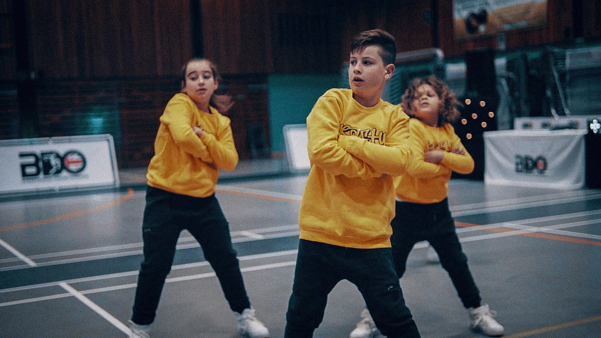 Wannado Street Dance -