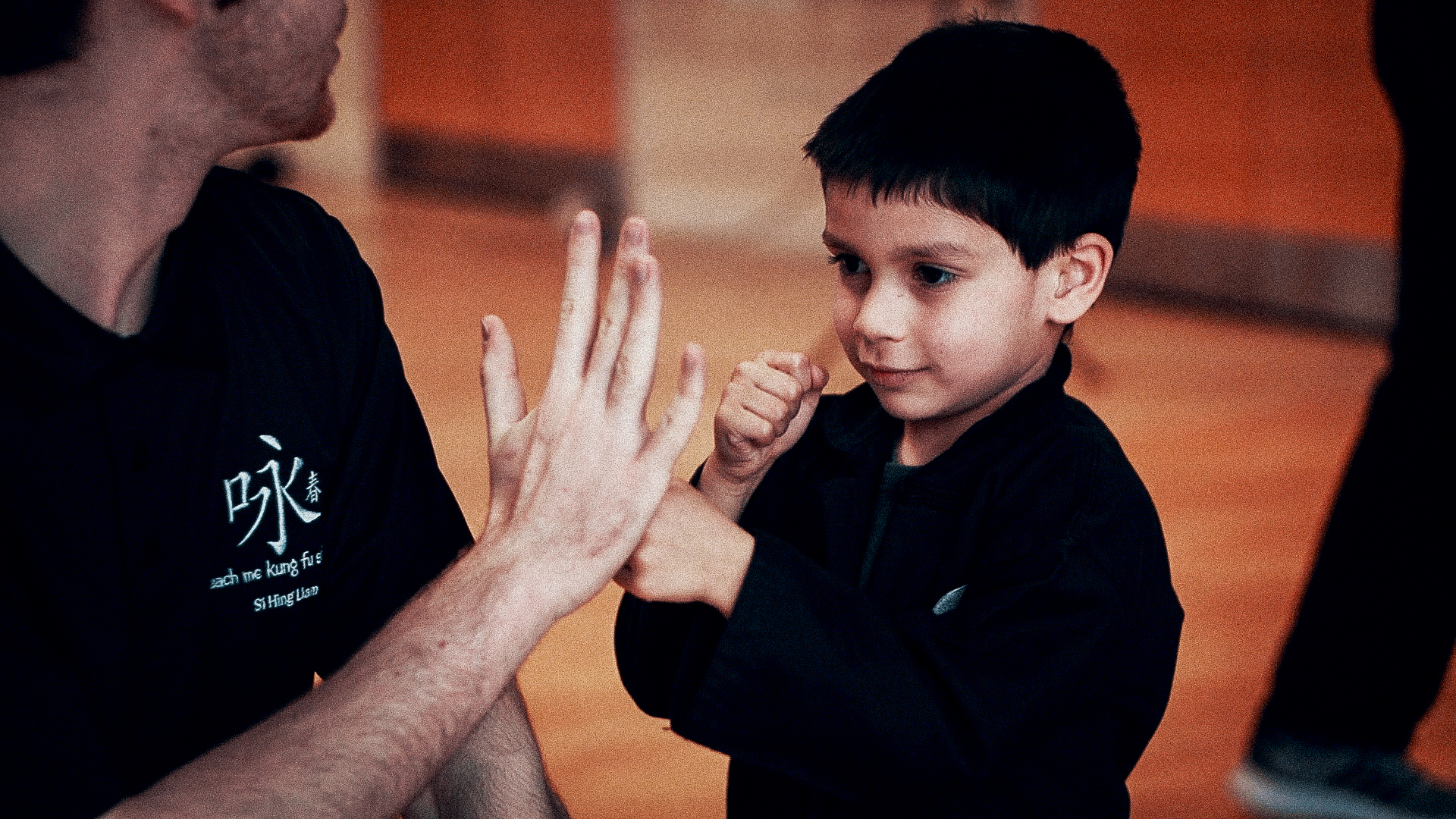 Teach Me Kung Fu -