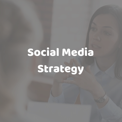 Social Media Strategy - Learn how to manage your accounts like the pros. You'll have me right with you coaching, training and supporting you to create and execute your own social media management.