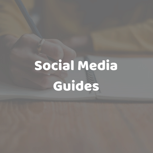 Social Media Guides - Learn the secrets to success. If you want to up skill and learn social media best practises, check out our guides and services so you can manage your accounts like a pro.