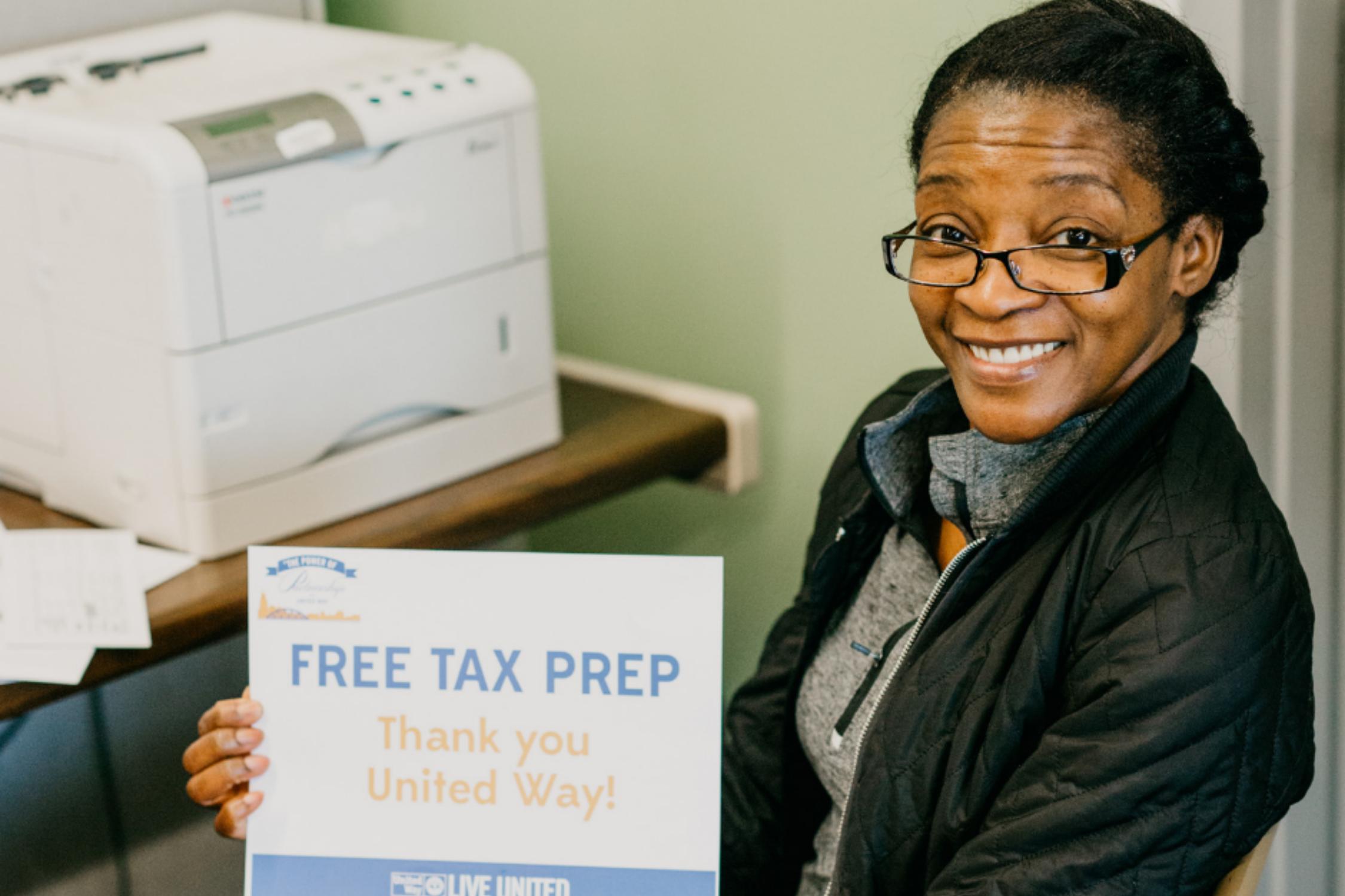 united way free tax prep nashville tn