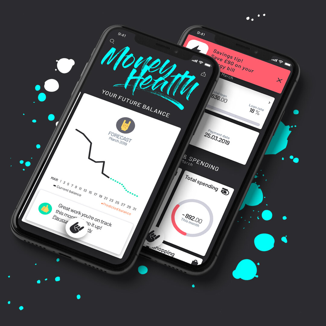 FINANCIALLY FIT AND HEALTHY - Track your spending and manage your budget from your phone. Forecast income and set achievable goals. Any time, any place. Simple, fast and accurate.