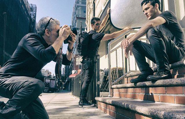 The Making Of....  #MOSF Men of Science Fiction  @Dennydenn @TJScottPictures @robinlordtaylor  #dennydenn #tjscott #robinlordtaylor #gotham #thepenguin #menofsciencefiction #sciencefictionbooks #sciencefictionart #sciencefictionbook #scifibooks #scifiseries #streetphotography #photography #scifimovies #scifiworld #scifigeek #scificovers #gothamonfox #gothamseries #gothamist #gothamcast