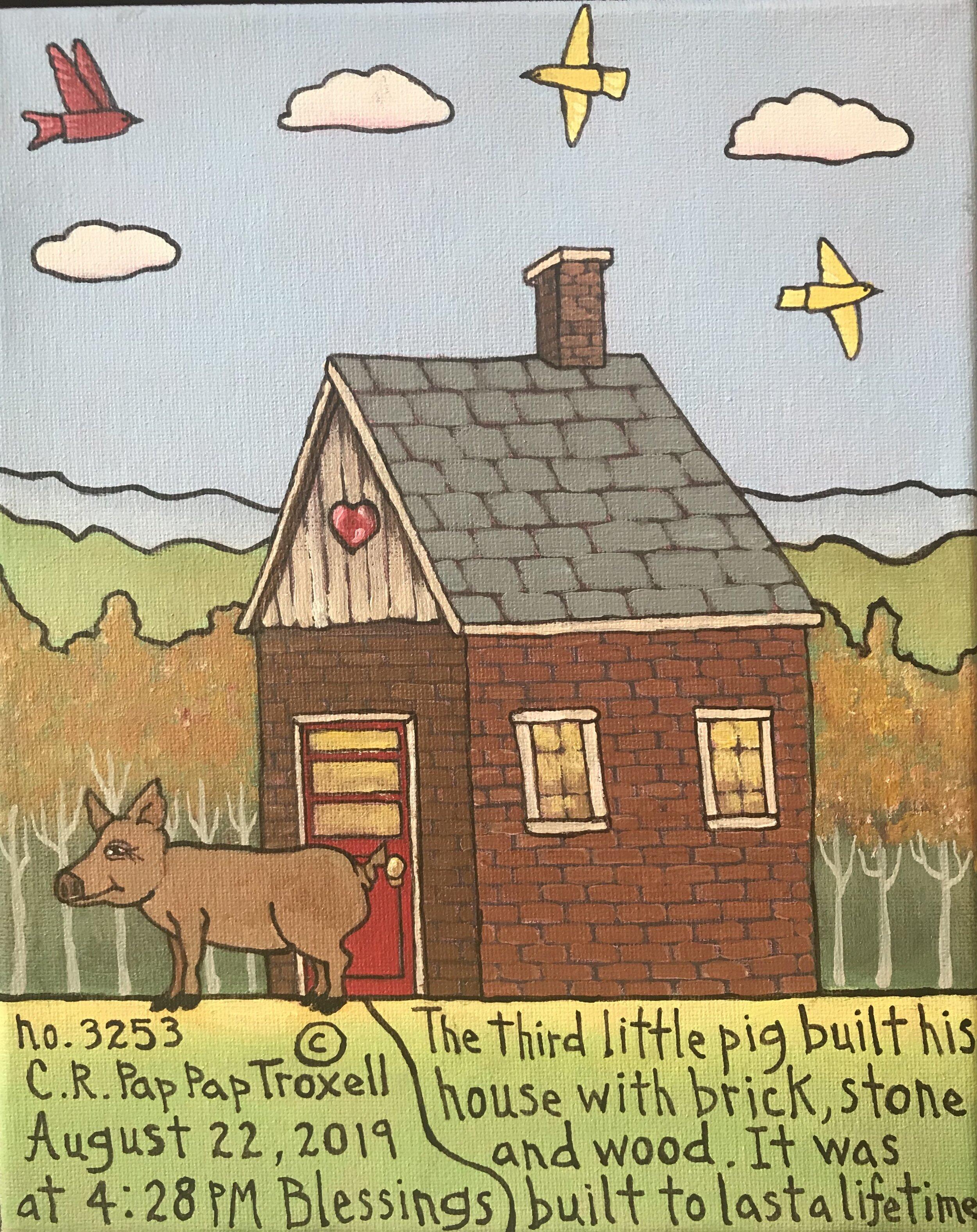 No. 3253 Third Little Pig.jpg