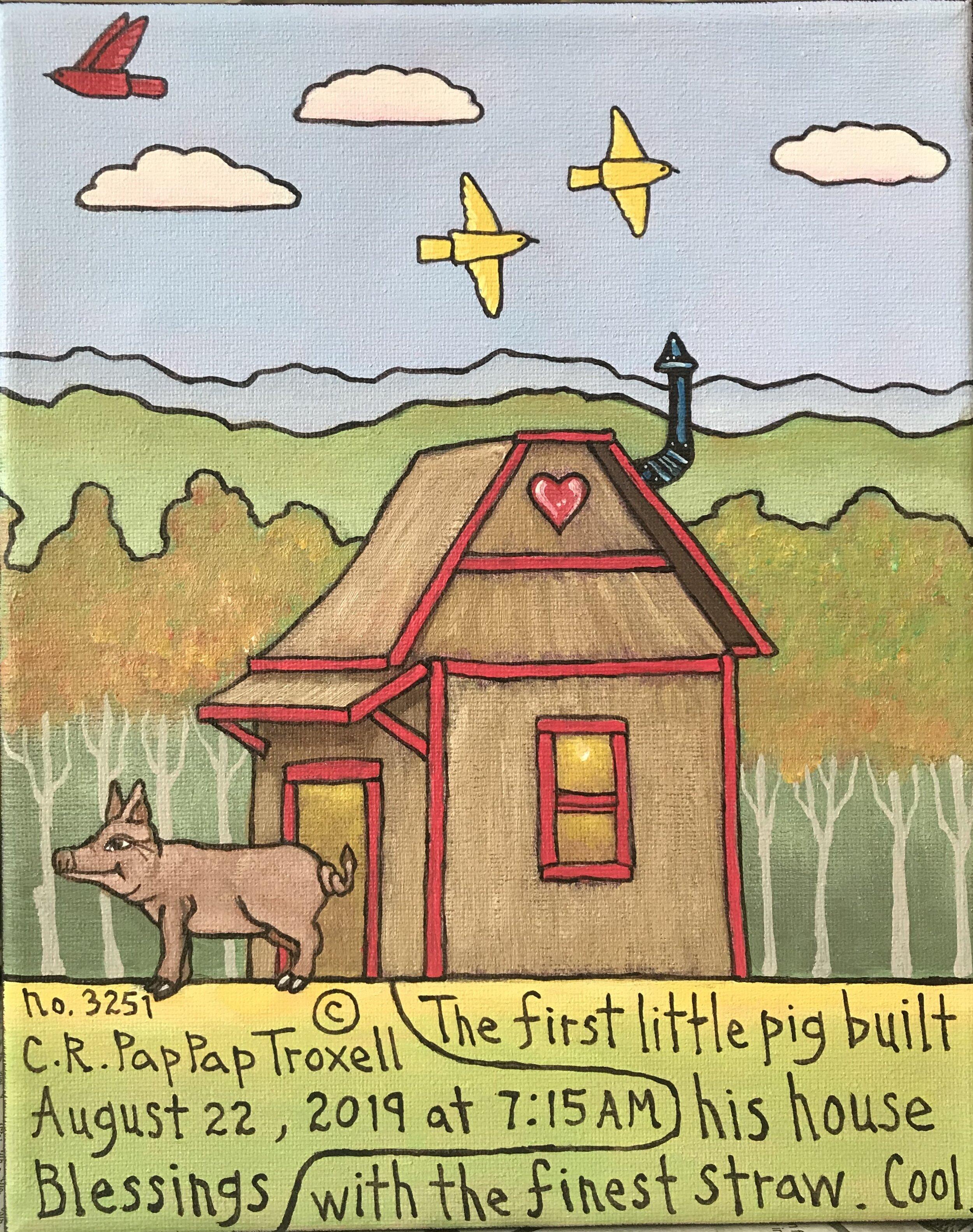 No. 3251 First Little Pig.jpg