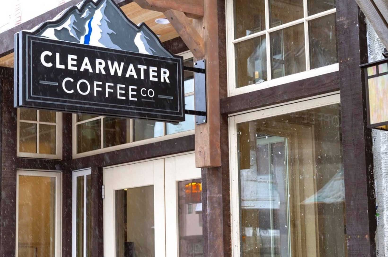 CLEARWATER COFFEE