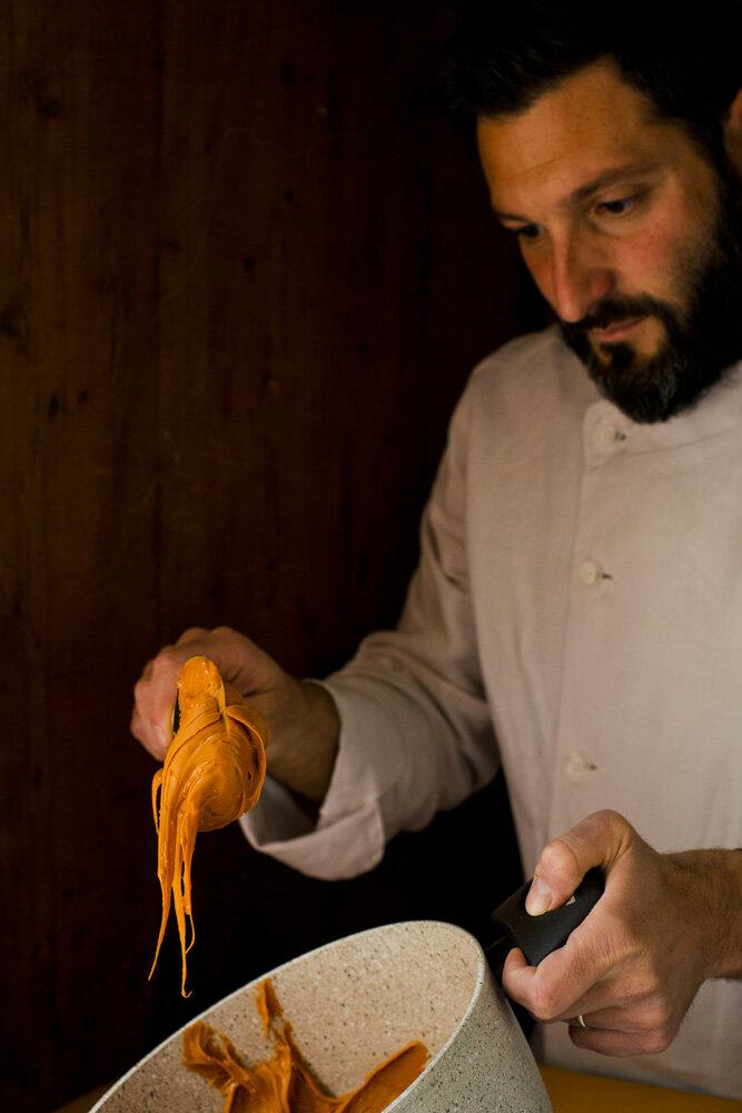 Antonio Ciabattoni gelatiere