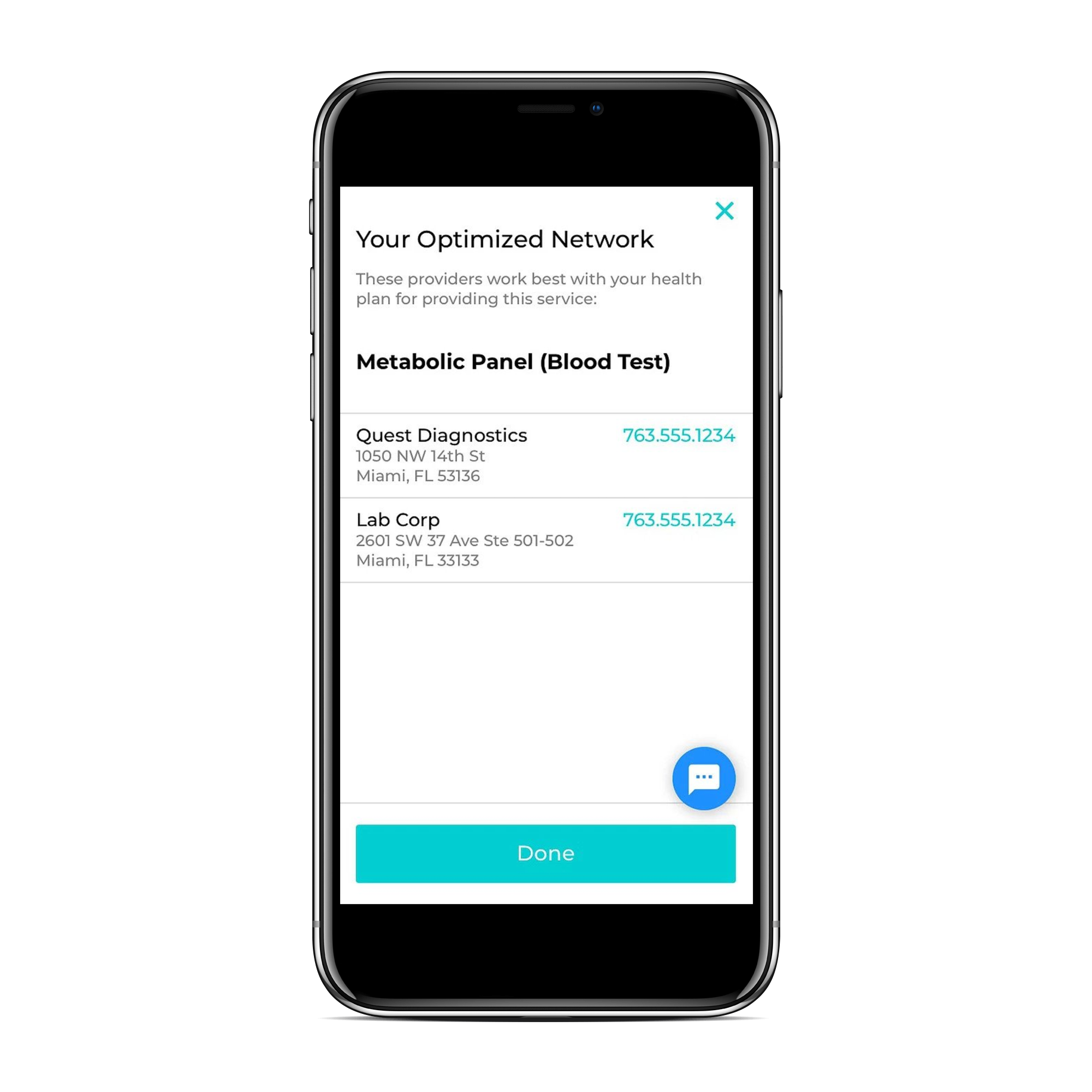 Mobile App - Find Stewardship providers and ensure good healthcare at a low price. Available in early 2020 through your company's HR administrator.