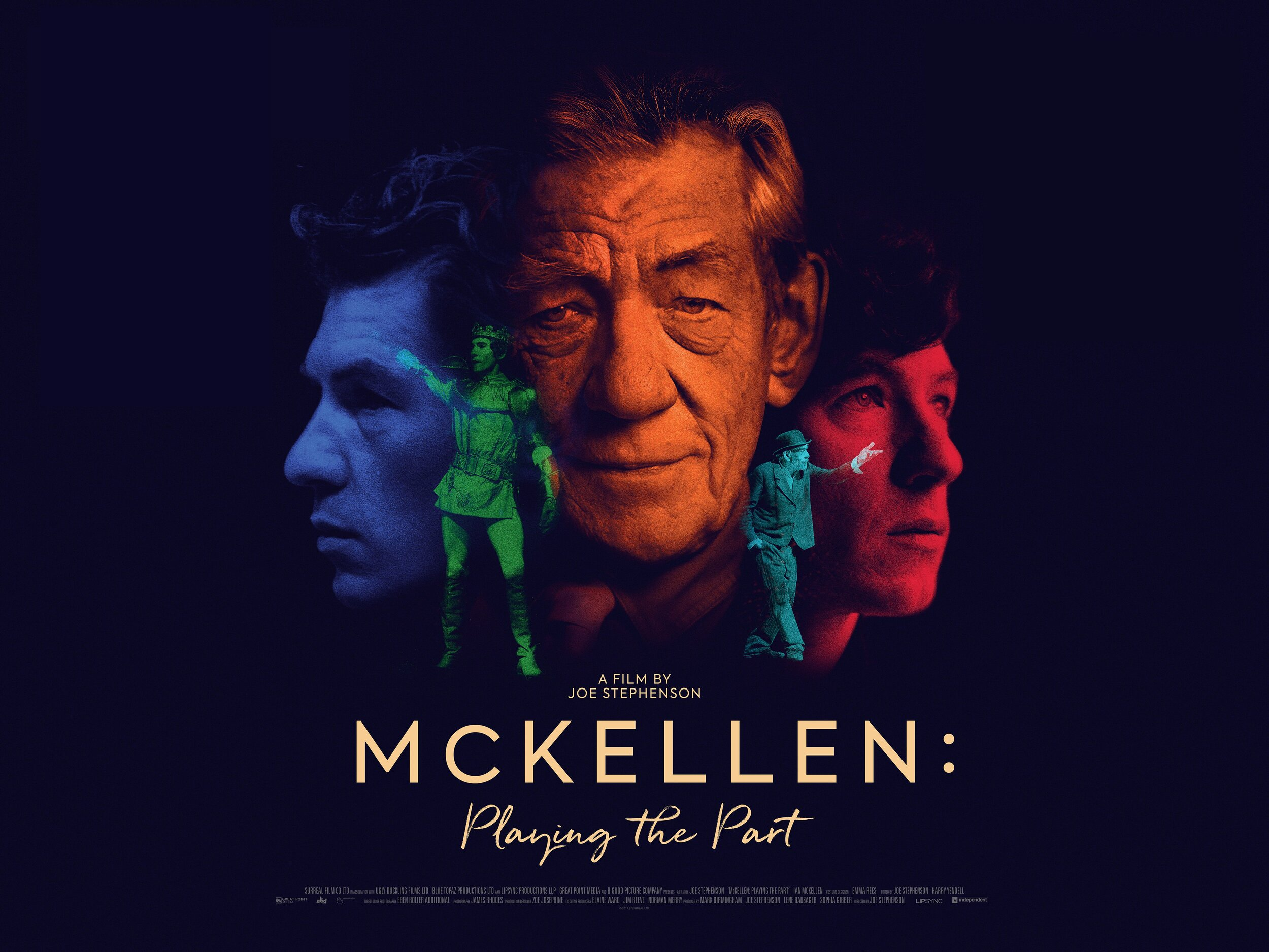 """""""It used to be that it was a secret; my life, my profession..."""" - — Ian McKellen"""