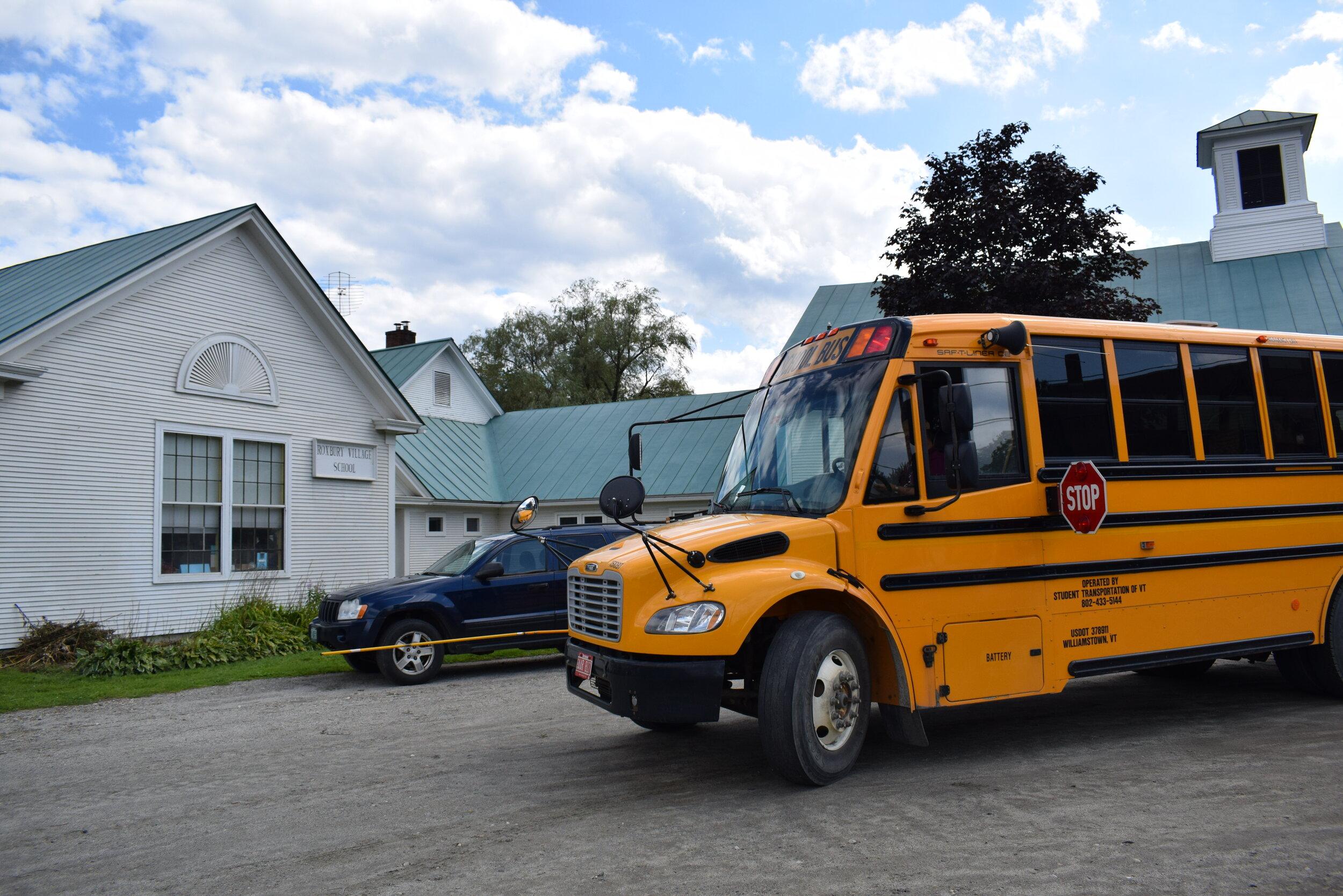 Bus Routes Montpelier Roxbury Public Schools