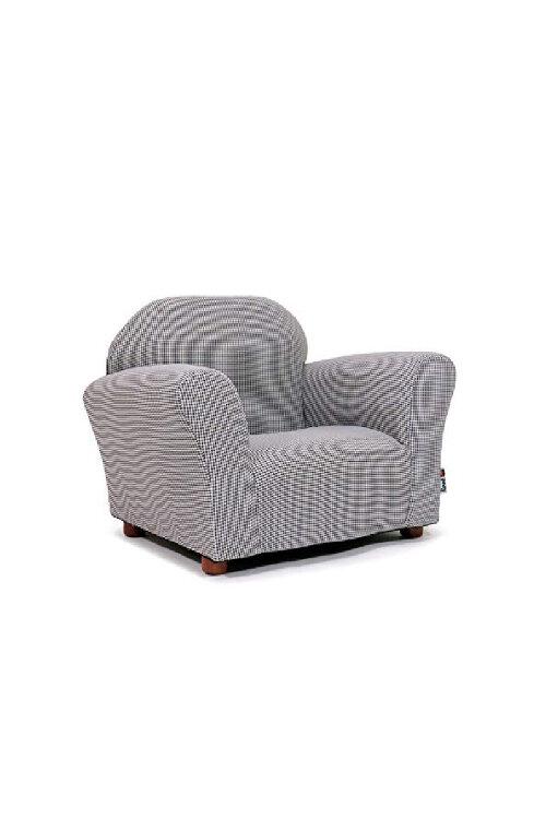 Gingham Kids Chair