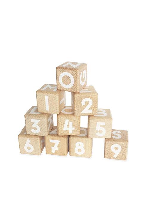 Minimal Wood Blocks