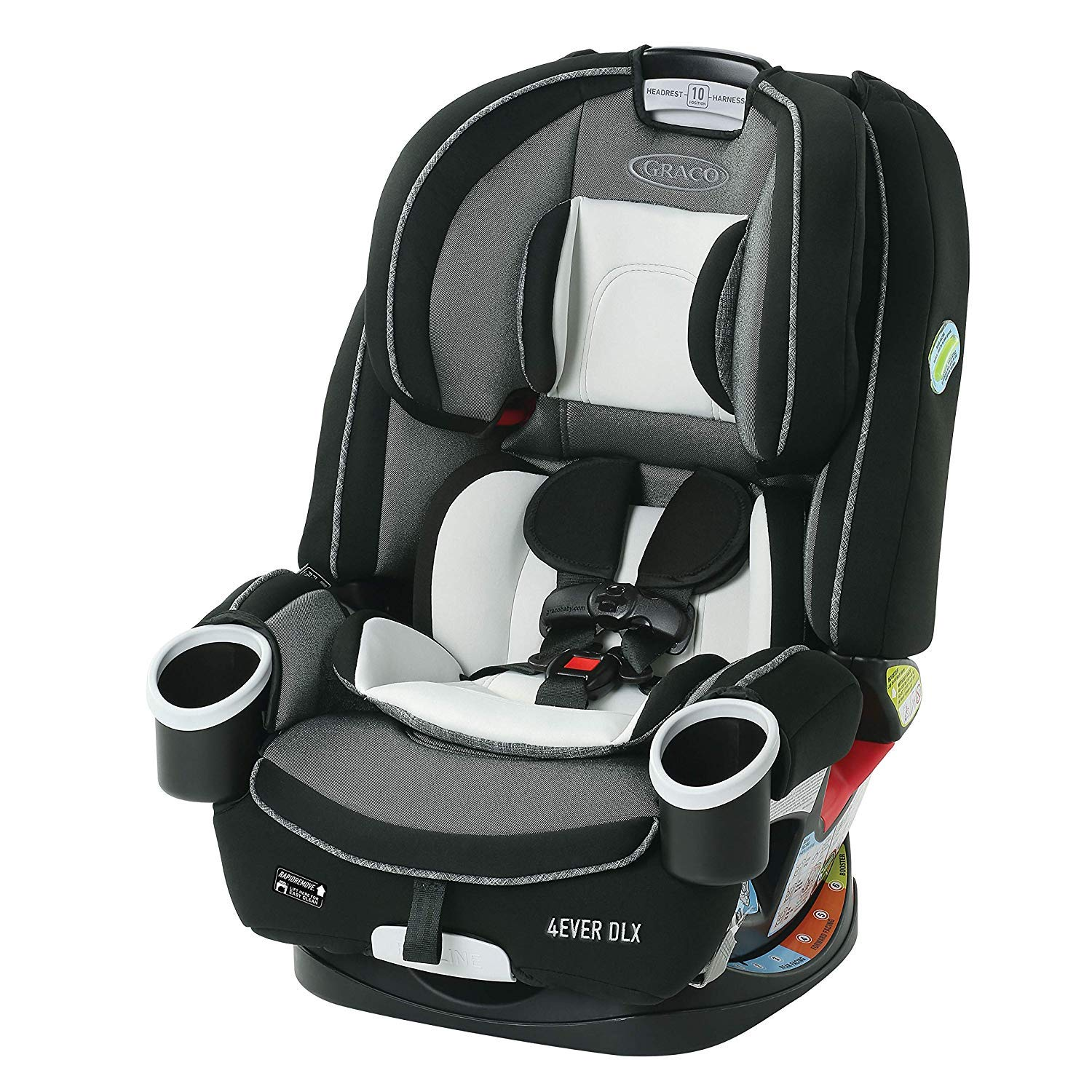 Graco 4Ever Deluxe Carseat