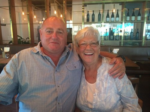 Gavin and Mum