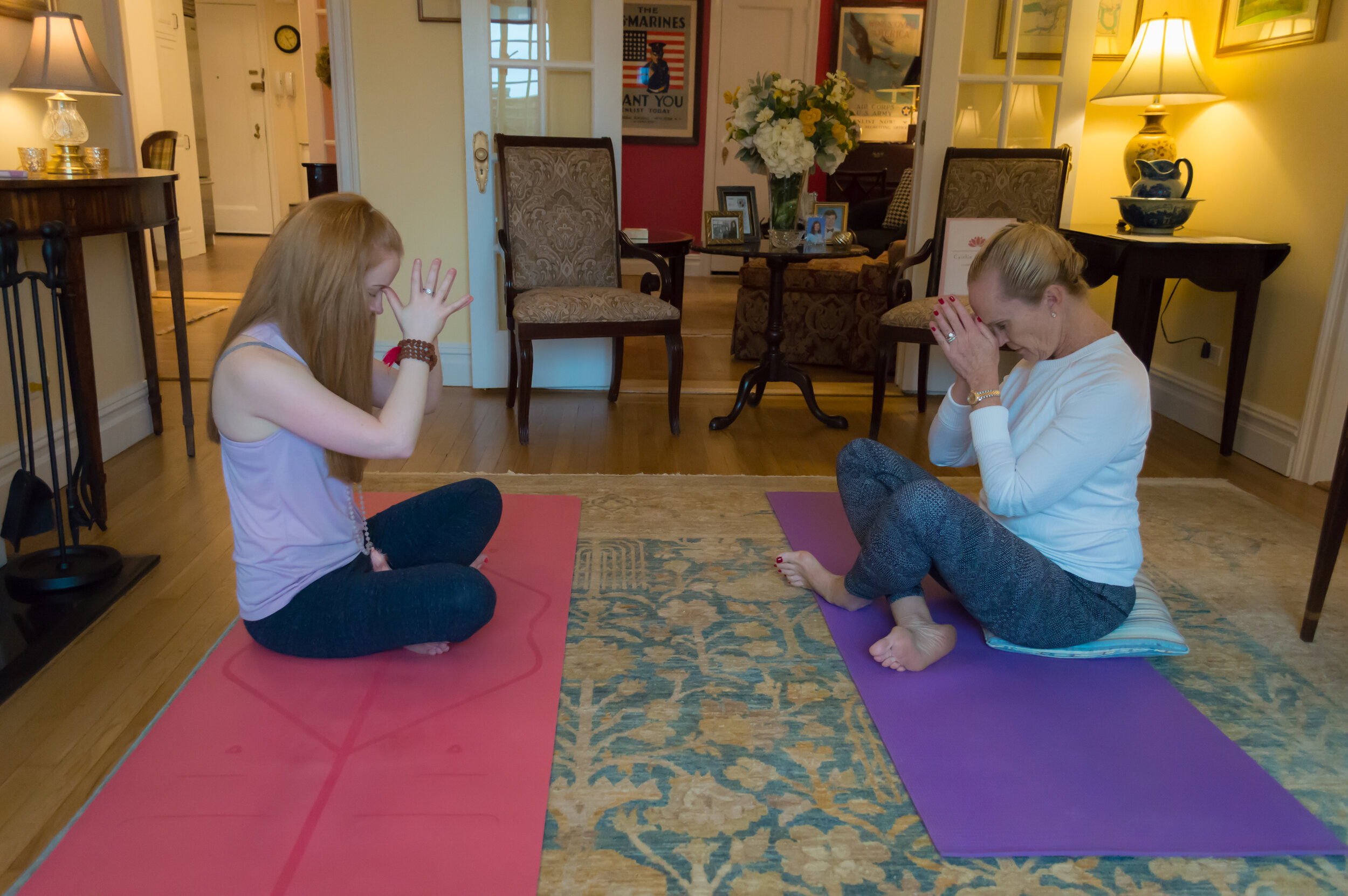Private Yoga On Long Island