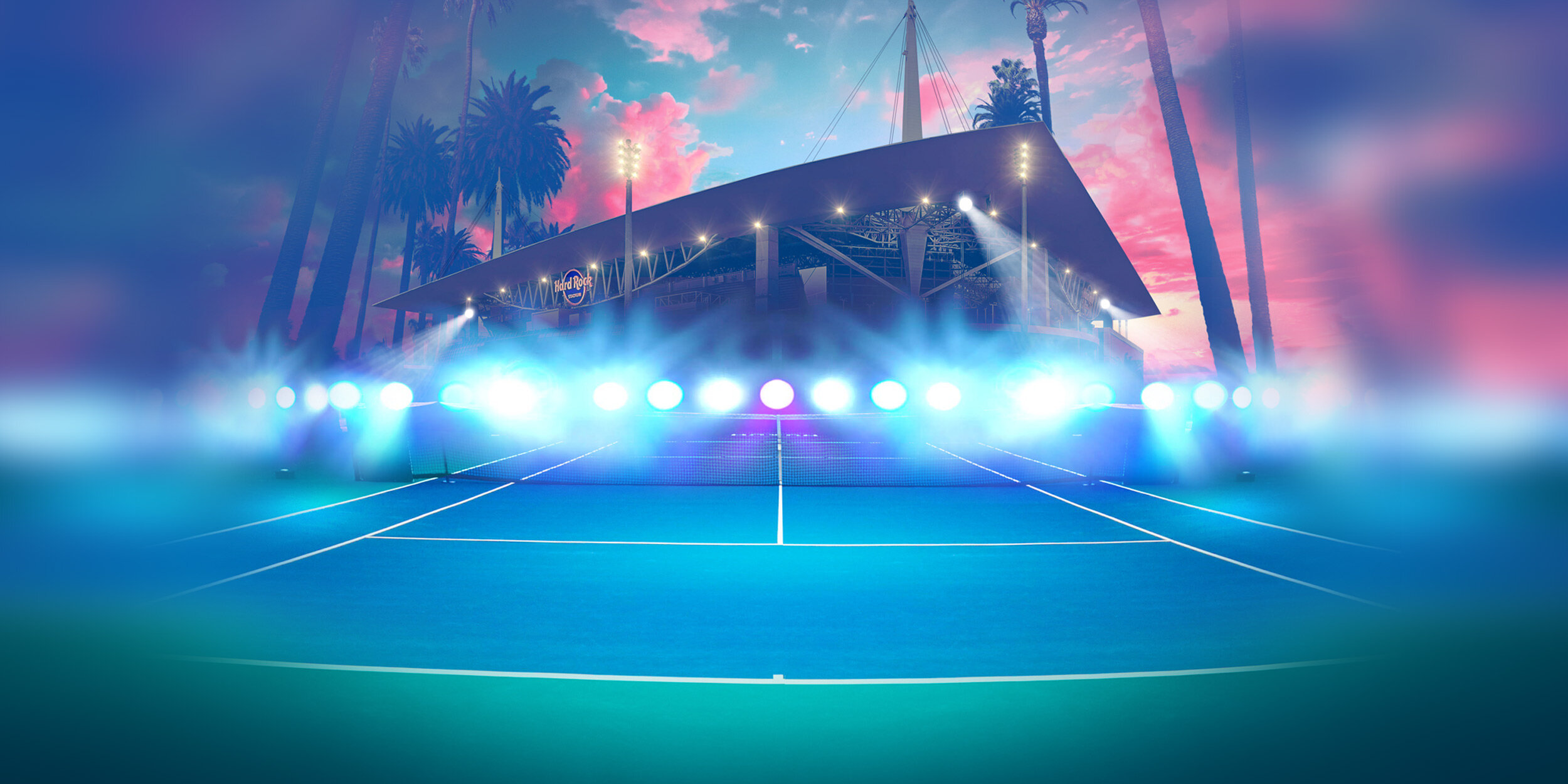 Trusted at the Miami Open since 1985