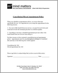 3. Cancellation Policy