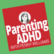Parenting ADHD Podcast, with the ADHD Momma - Penny Williams, aka, the ADHD Momma, from ParentingADHDandAutism.com, reveals her powerful parenting strategies, ADHD management tips, and hard-won wisdom so you can get ahead of the curve, to parent your child with ADHD successfully. Penny has been where you are and understands the hurdles blocking your way to successful parenting. Gain the ability to understand and change your child's behavior, reduce your own stress, increase parenting confidence, and create more successes and joy in your family by learning how to break through your child's ADHD challenges and your family's daily struggles. Penny keeps it real, and will be the first to tell you: there's no magic bullet for ADHD. Some struggles are inevitable, but there's so much room for improvement, a better life, and a happier family. During the podcast, we talk about: positive parenting strategies, ADHD tools and gadgets, calming activities, homework strategies, advocating at school, perseverance, learning disabilities, medication and more. Podcasts: