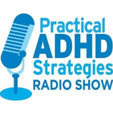 Practical ADHD Strategies - Laura Rolands, founder of MyAttentionCoach.com, was a human resources professional for over 15 before becoming an ADHD coach in 2009. In her podcast, Rolands shares practical tips for being more productive with ADHD. She offers her own tips, as well as interviews experts on time management, mindfulness, and more.