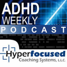 ADHD Weekly - Jay Carter, host of ADHD Weekly, has the unique perspective of having being first diagnosed with ADHD at the age of 42. He began to learn more about the disorder and soon became a coach himself. Carter's podcast discusses his personal tips and tricks along with advice from experts in the field.