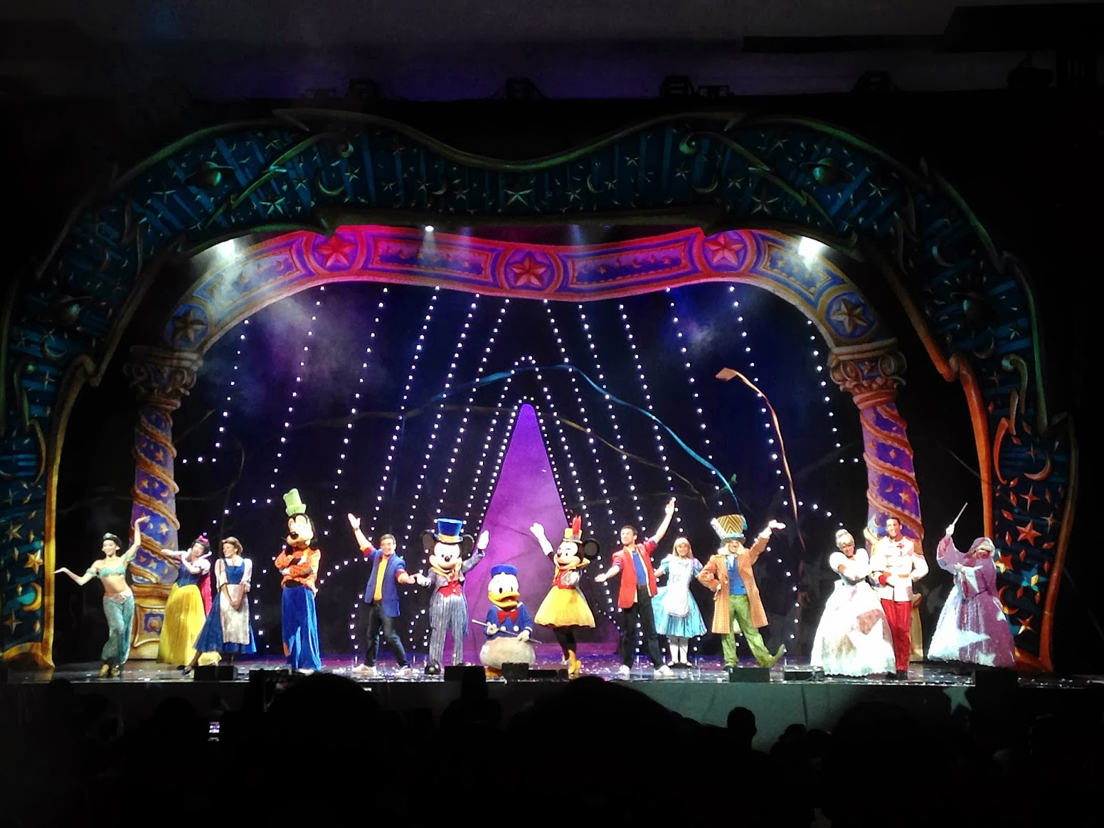 Mickey's Magic Show - presented by Disney Live!, international tour